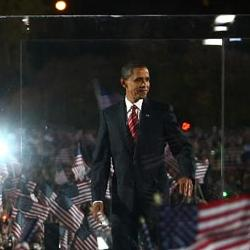 """La victoria de Barack Obama """"Cambiare el Mundo"""""""