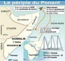 Els segrests de vaixells a la zona de Somalia