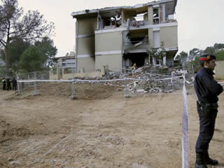 Explosió a Barcelona