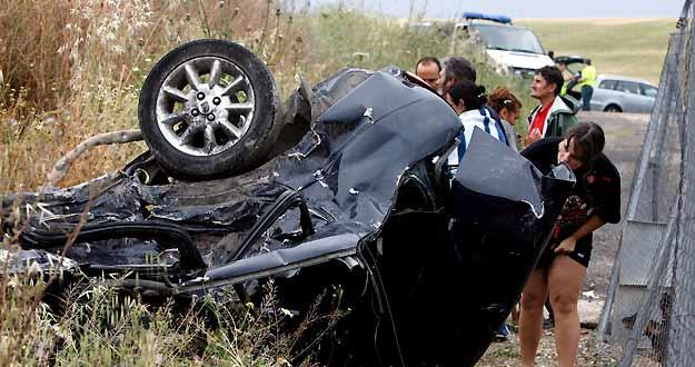Los accidentes de trafico